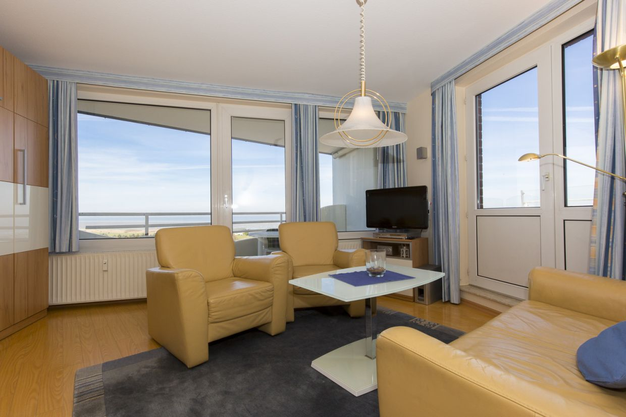 2-zimmer-ferienwohnung lord nelson app. 802 in cuxhaven-doese
