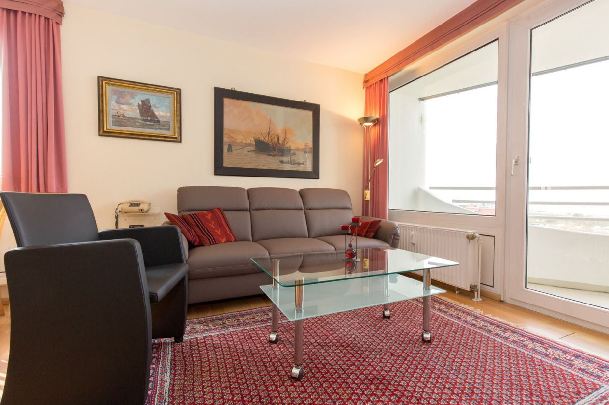2-zimmer-ferienwohnung lord nelson app. 807 in cuxhaven-doese